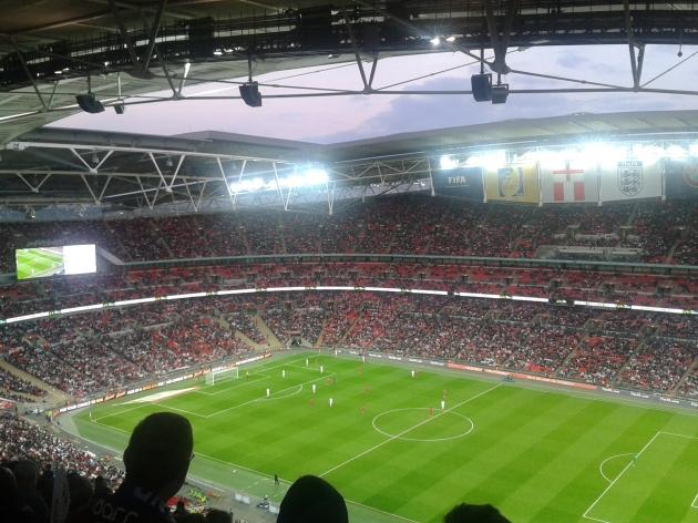 ENGLAND Wembley Stadium 30