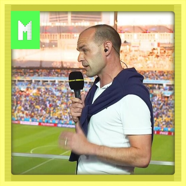 MURPHY Danny Murphy was the surprise star of the punditry. He was excellent in studio & outstanding in the commentary box, the Beeb have found their new number 1 now surely. He sounds eerily like Ron Atkinson too, which helps