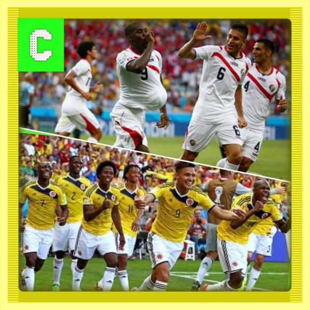 Colombia & Costa Rica
