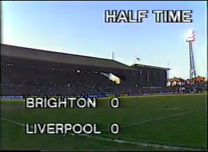 1984 Half Time