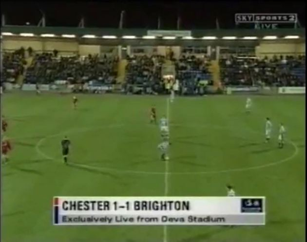 Chester full time