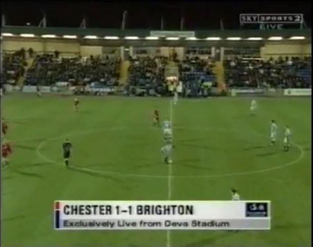Chester full time