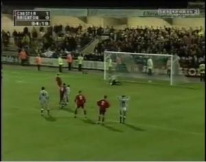 Chester penalty