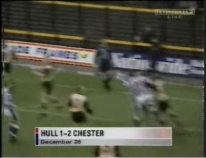 Chester build up