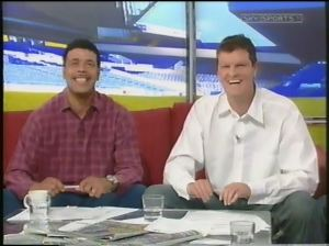 Ipswich 05 Goals on Sunday studio