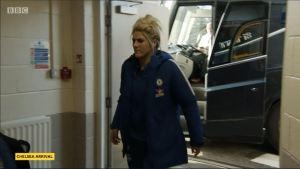 Chelsea Arrival