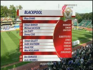 BLA Blackpool