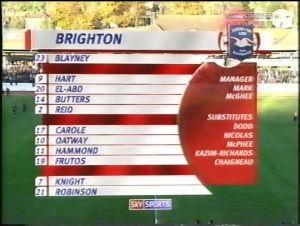 PAL Brighton