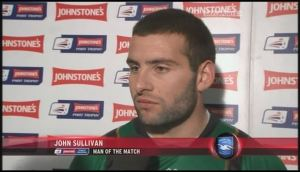 SHR Man of the Match