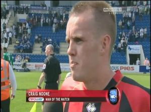 COLU Man of the Match
