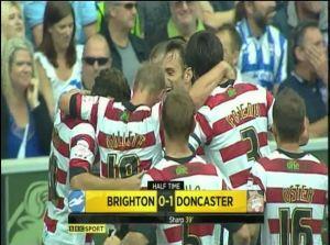 FLS Doncaster Goal