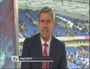 ITV Matt Smith