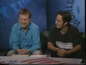 Baddiel and Skinner 1