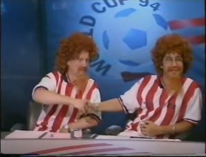 Baddiel and Skinner 2
