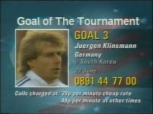 BBC Goal of the Tournament