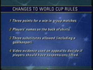 BBC Rule Changes