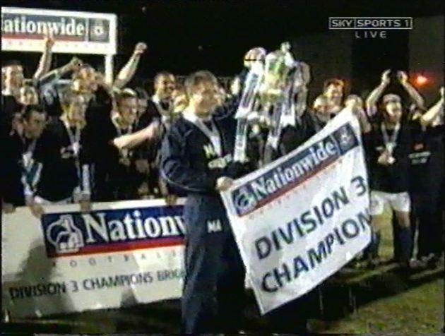 LEI Division 3 Champions