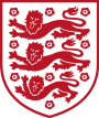 Red England crest