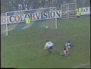 92R4 Bury Meade goal