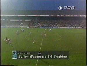 92R4 Bury Scoreline