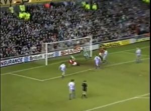 93R4 ManU BBC Offside goal