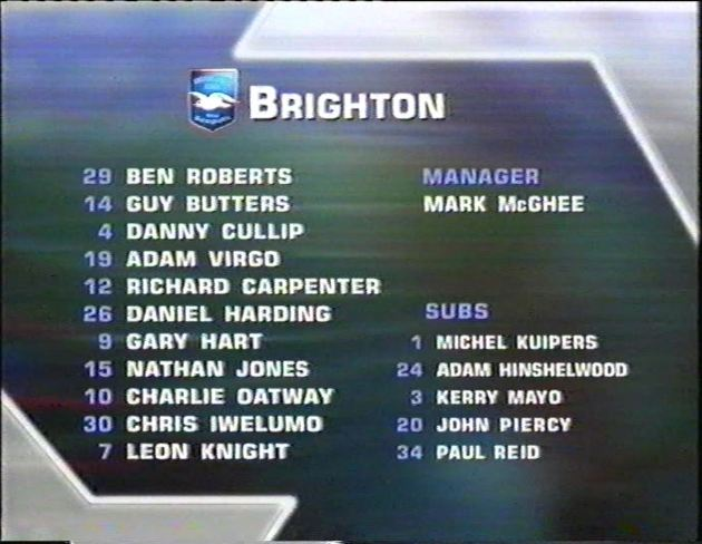 POFHL Brighton