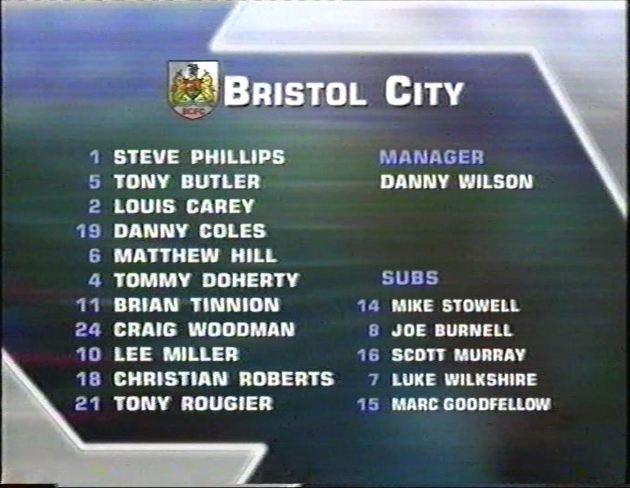 POFHL Bristol City