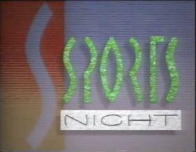 Sportsnight 1991