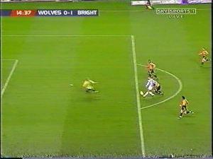WOL Zamora goal