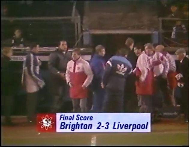 91R4R Liv Final Score