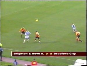Bradford Scoreline