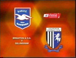 Gillingham intro