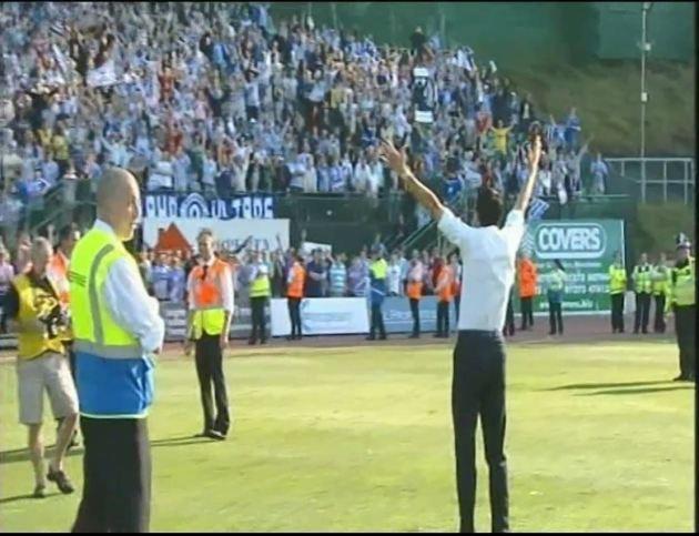 Huddersfield Poyet