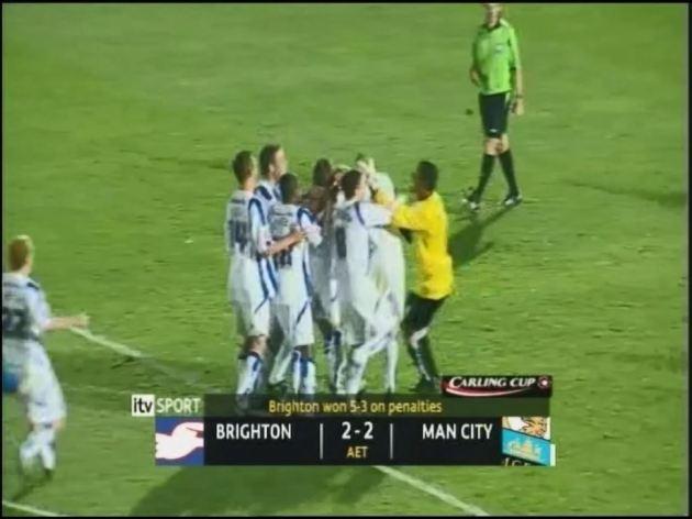 Man City Scoreline