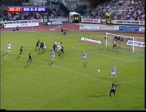 QPR Opening goal