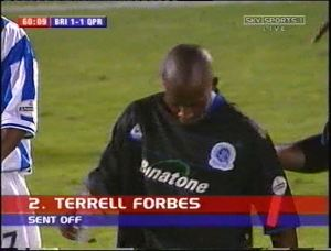 QPR Red Card