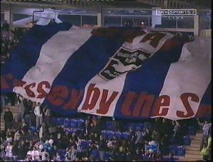 REA Away fans