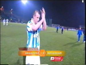 Rotherham scoreline