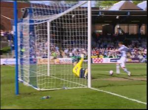Stockport Forster goal