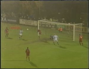 ALD Zamora goal