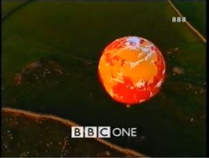 BBC One ident 2000