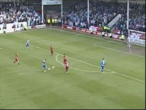 LKO Bennett goal