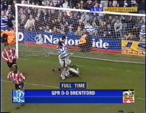 F2 QPR Brentford