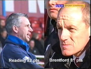 F2 Reading Brentford