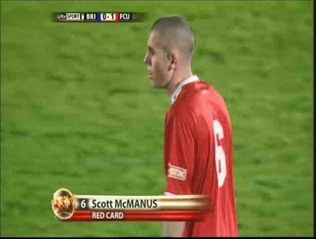 FCU Red Card