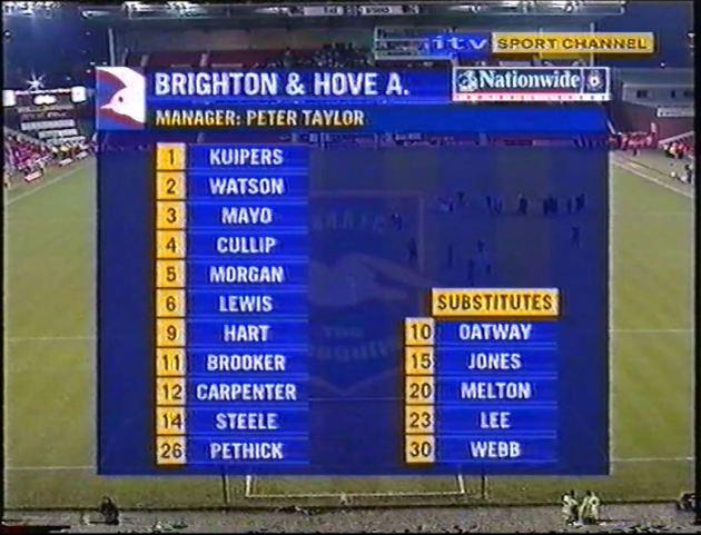 STO Brighton