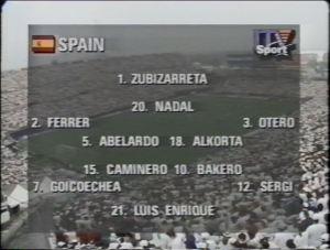 ITV Spain line up