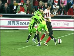 SOU Incorrect Penalty decision