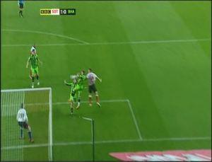 SOU Lambert goal