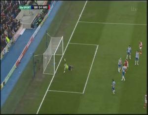 FAC Giroud goal